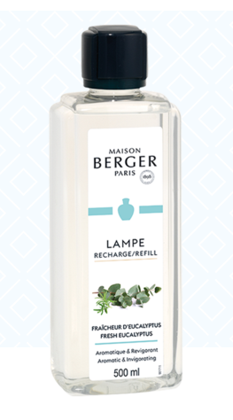 Lampe Berger Fresh Mint Fragrance Refill 500ml