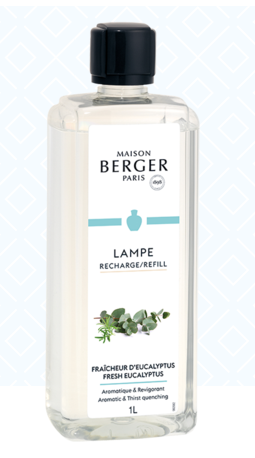 Lampe Berger Fresh Mint Fragrance Refill Liter