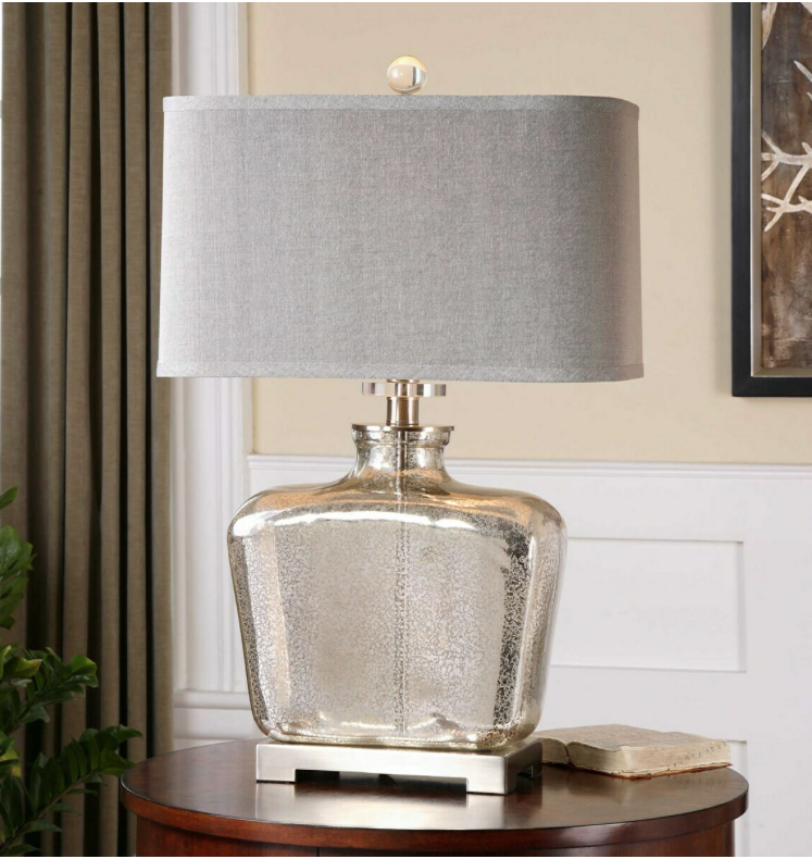 Mercury Table Lamp