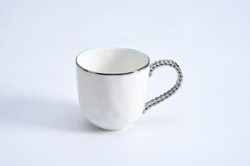 Salerno Porcelain Mug by Pampa Bay
