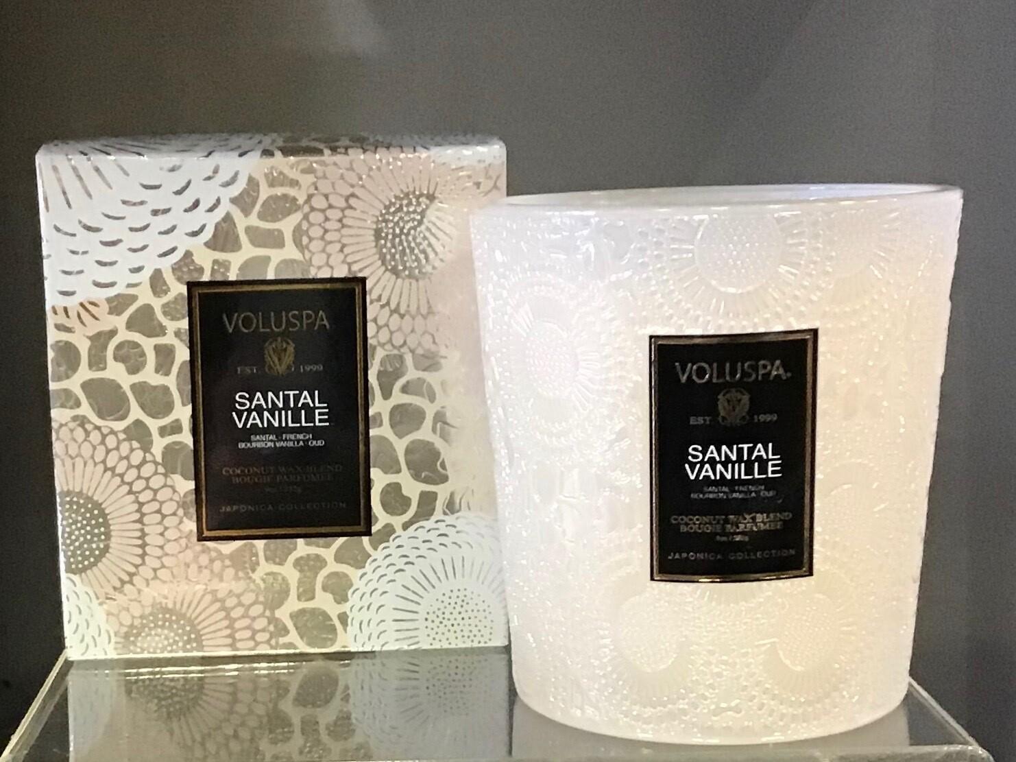 Santal Vanilla Candle by Voluspa