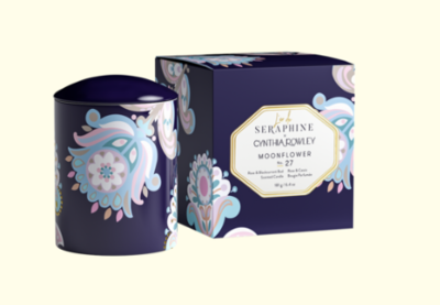 Moonflower Large Candle