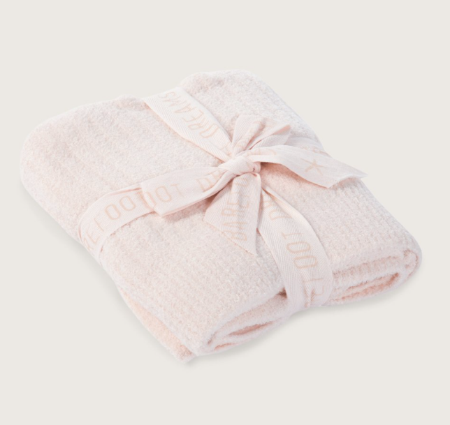 CozyChic Lite Ribbed baby blanket