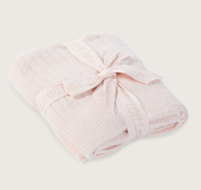 CozyChic Lite Ribbed baby blanket