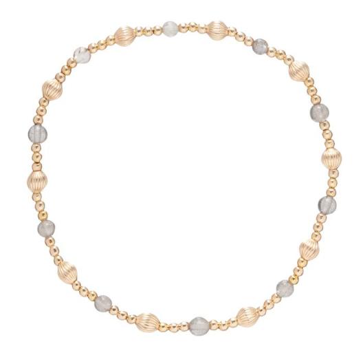 enewton Dignity Sincerity 4mm Bead Bracelet, Labradorite
