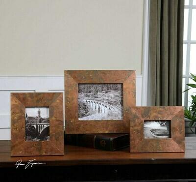 Ambrosia Copper Frame Medium