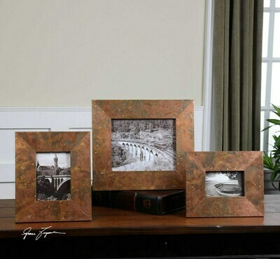 Ambrosia Copper Frame Large
