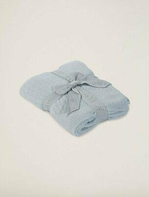 CozyChic Lite Ribbed Baby Blanket Barefoot Dreams