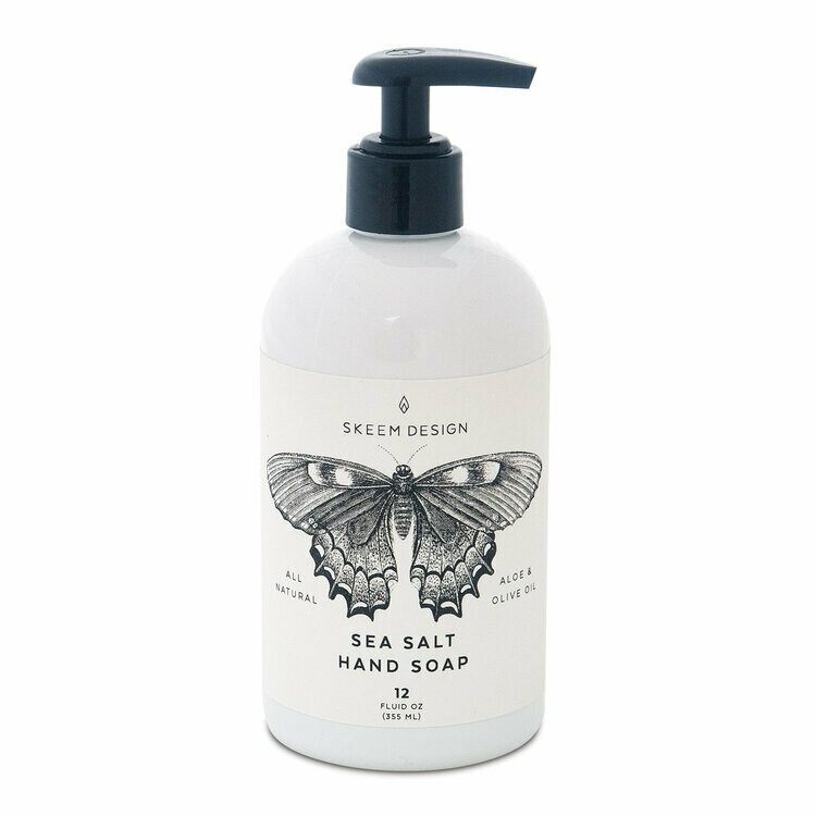 Skeem Sea Salt Hand Soap