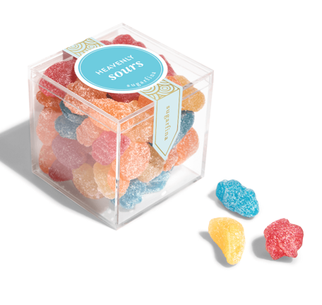 Heavenly Sours by Sugarfina, Small