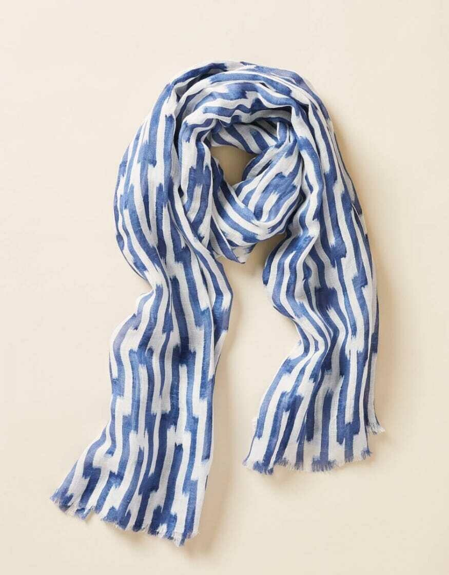 Spartina Oyster Alley Scarf