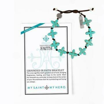 Grounded in Faith Bracelet