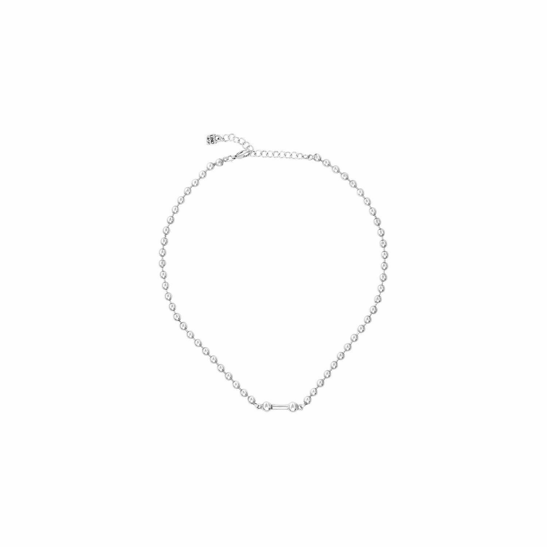 Elige 1 Silver Necklace