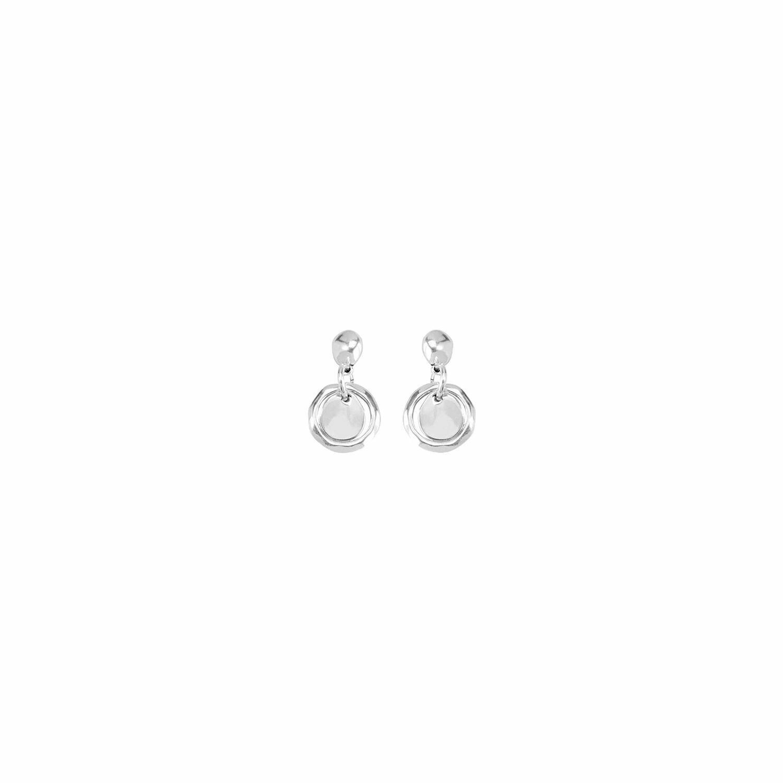 Planton Silver Earrings