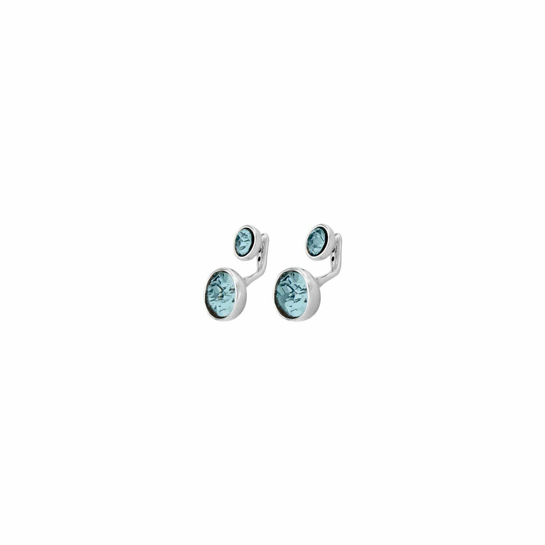 Mision Cumplida Silver Earrings