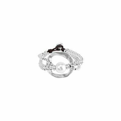 Luna Llena Silver Bracelet