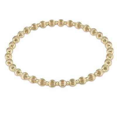 Dignity Grateful Pattern Bracelet
