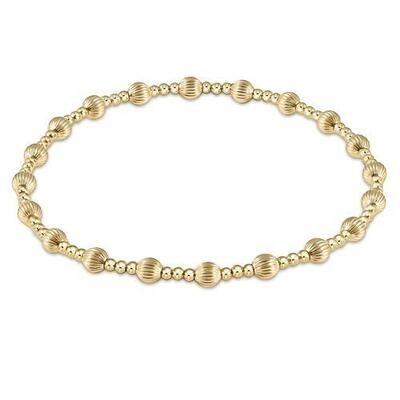 Dignity Sincerity Pattern Bracelet