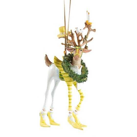 Prancer Ornament