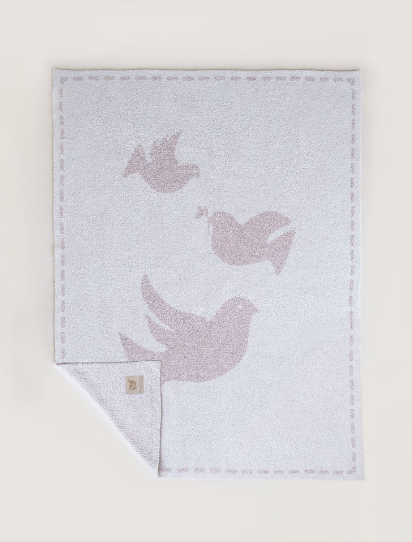 CozyChic Prayer Dove Blanket