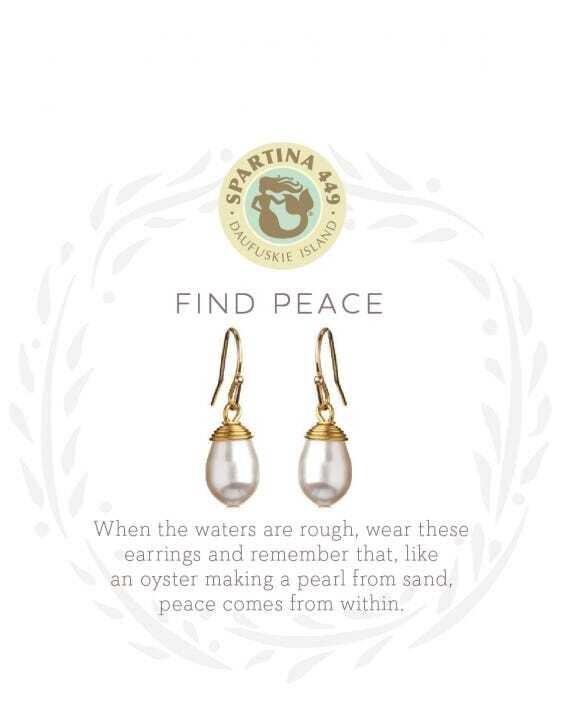 Find Peace Earrings
