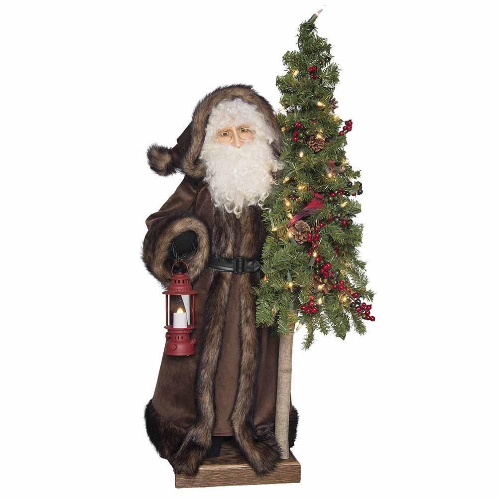 Woodland Rejoice Santa