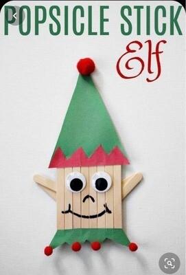 Popsicle Elf