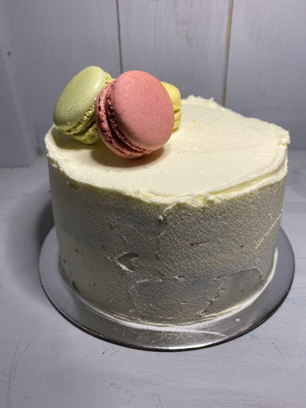 Standard Cake - Macarons