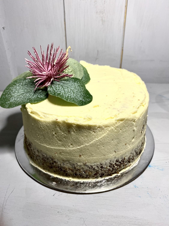 Standard Cake - Flowers
