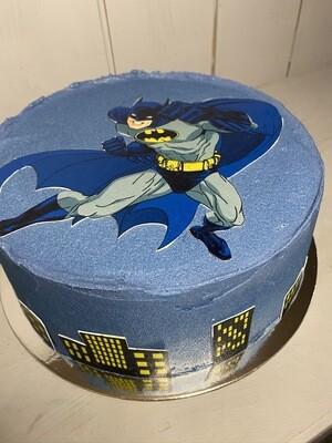 Batman Cake - Coming soon