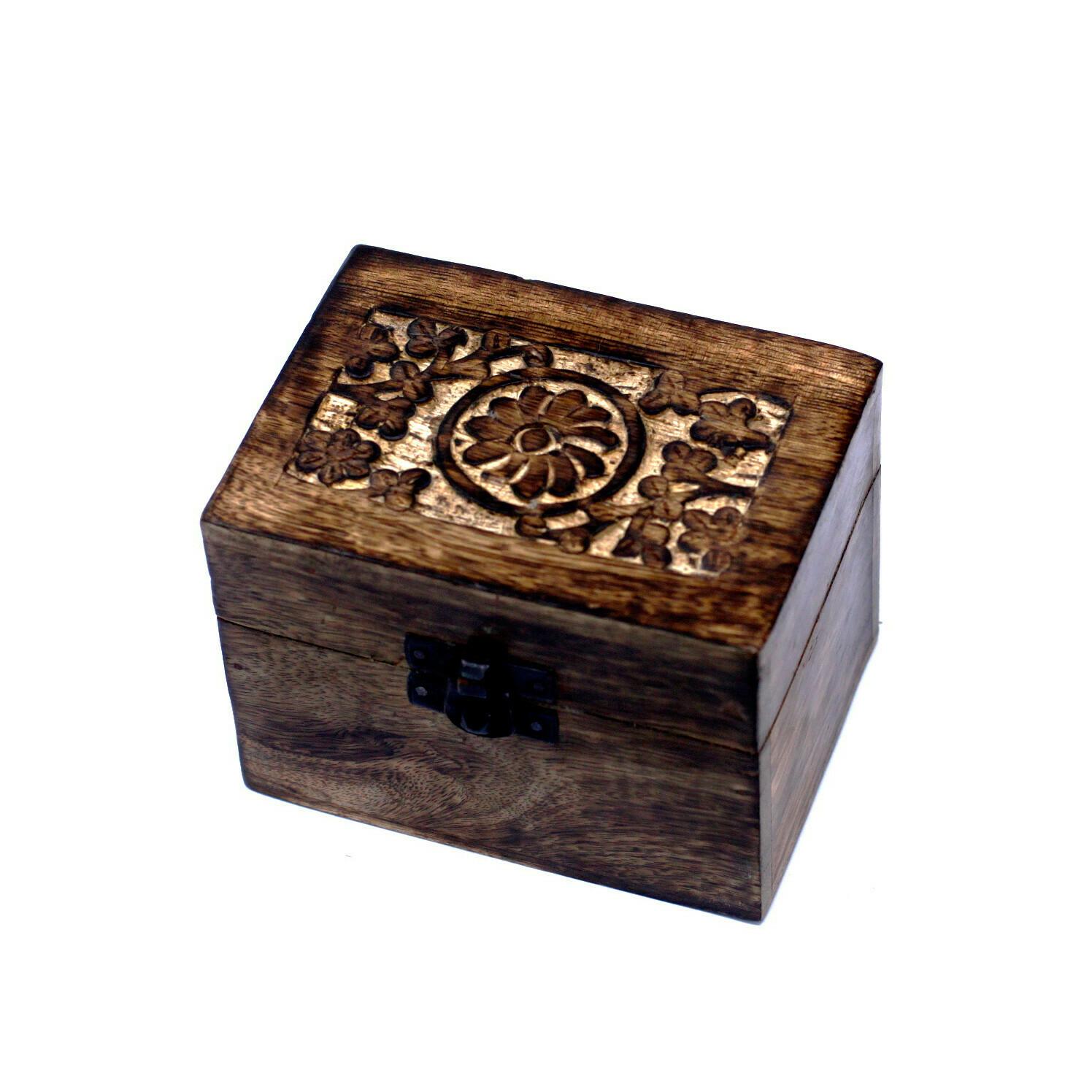 Aromatherapy Box For 10ml Oil Bottles