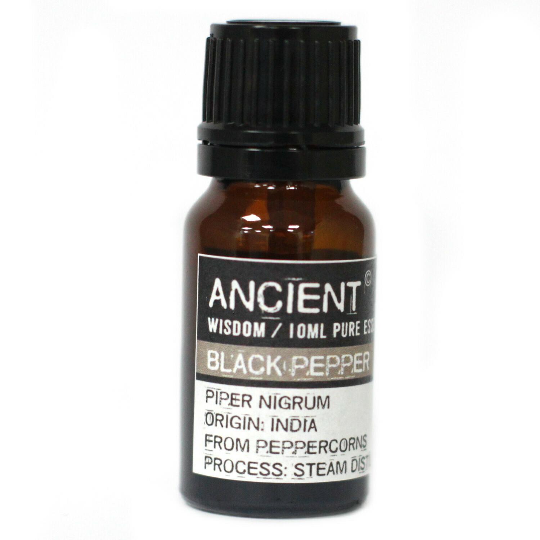 Blackpepper Essential Oil 10 ml