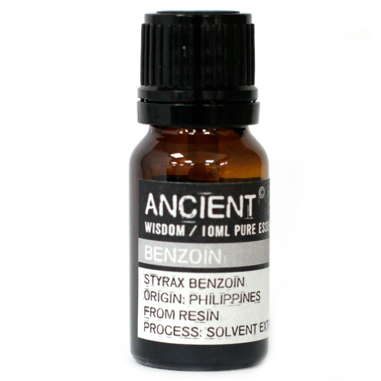 Benzoin Essential Oil (Dilute) 10 ml