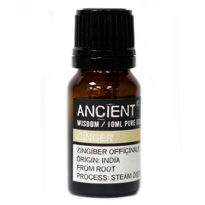 Ginger Essential Oil 10 ml