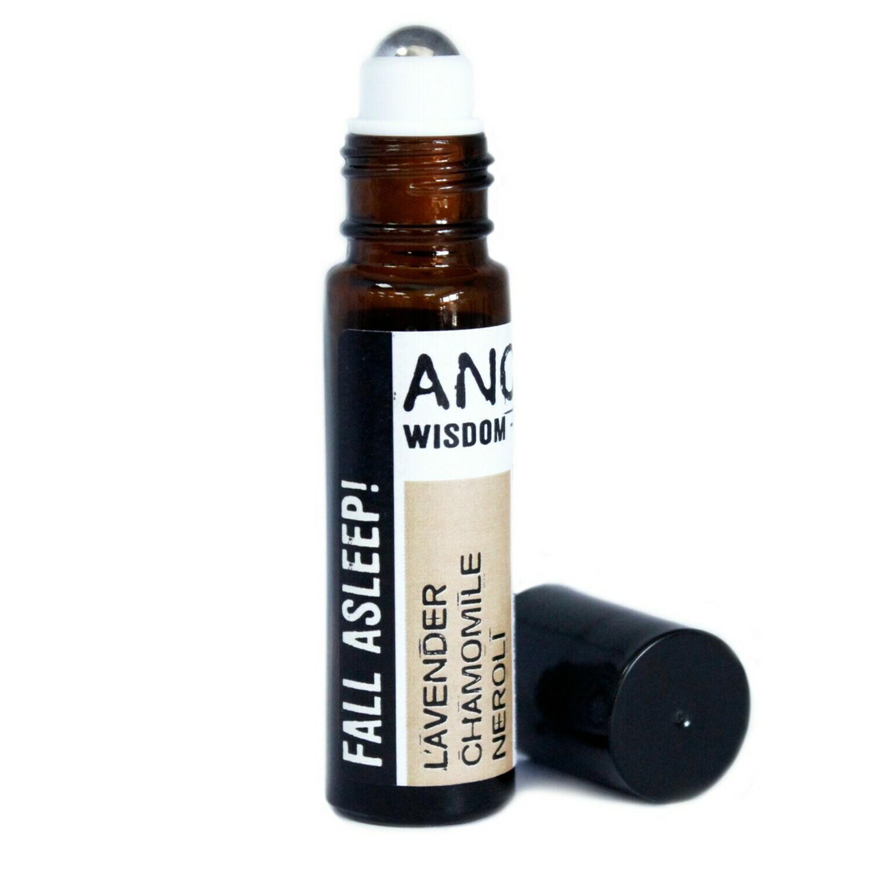 Roll On Essential Oil Blend - Fall Asleep! 10 ml