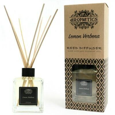 Lemon Verbena Essential Oil Reed Diffuser 200 ml