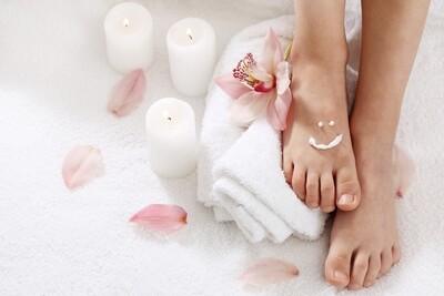 Refreshing Foot Scrub