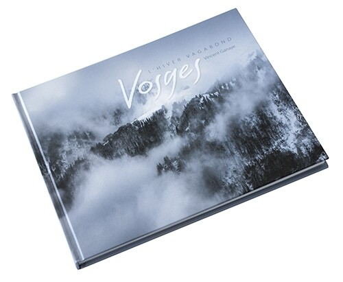 Vosges, l'hiver vagabond