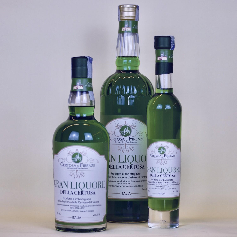 Gran Liquore della Certosa - Dolce