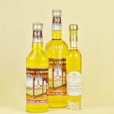 Gran Liquore della Certosa - Secco