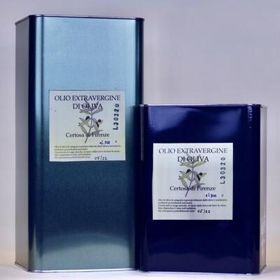 Olio Extra vergine d'oliva - 5 l