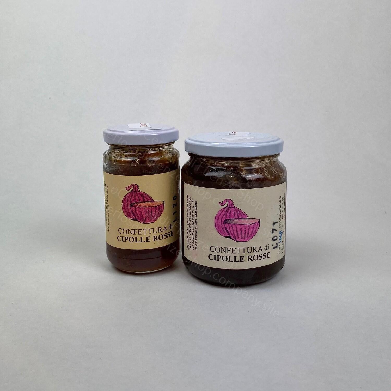 Confettura di Cipolle rosse (toscane)