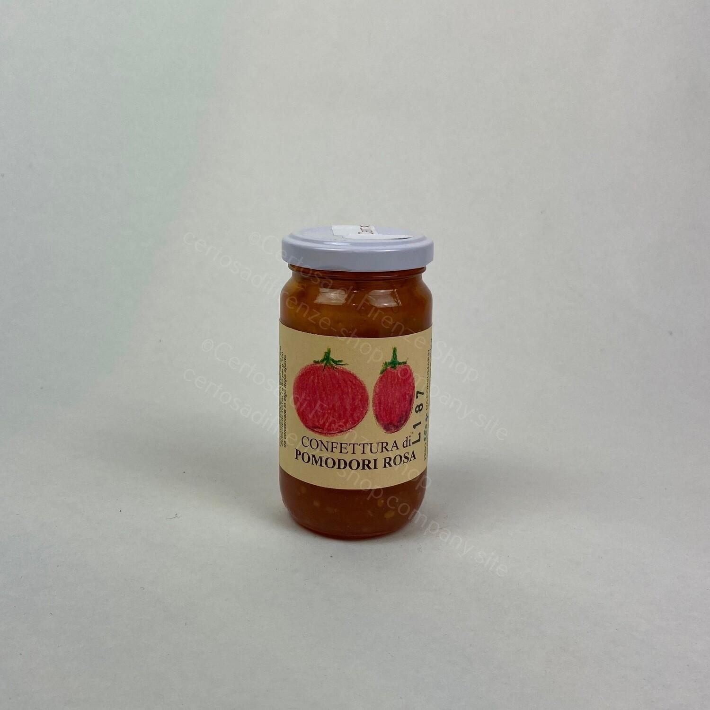 Confettura di Pomodori rosa