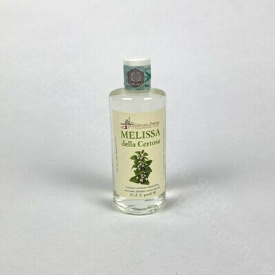 Melissa - Acqua antisterica