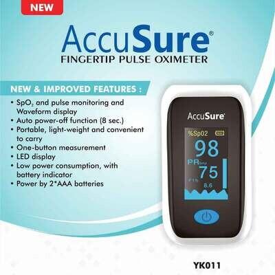 Accusure Pulse Oximeter YK011