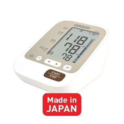 Omron Automatic Blood Pressure Monitor JPN600
