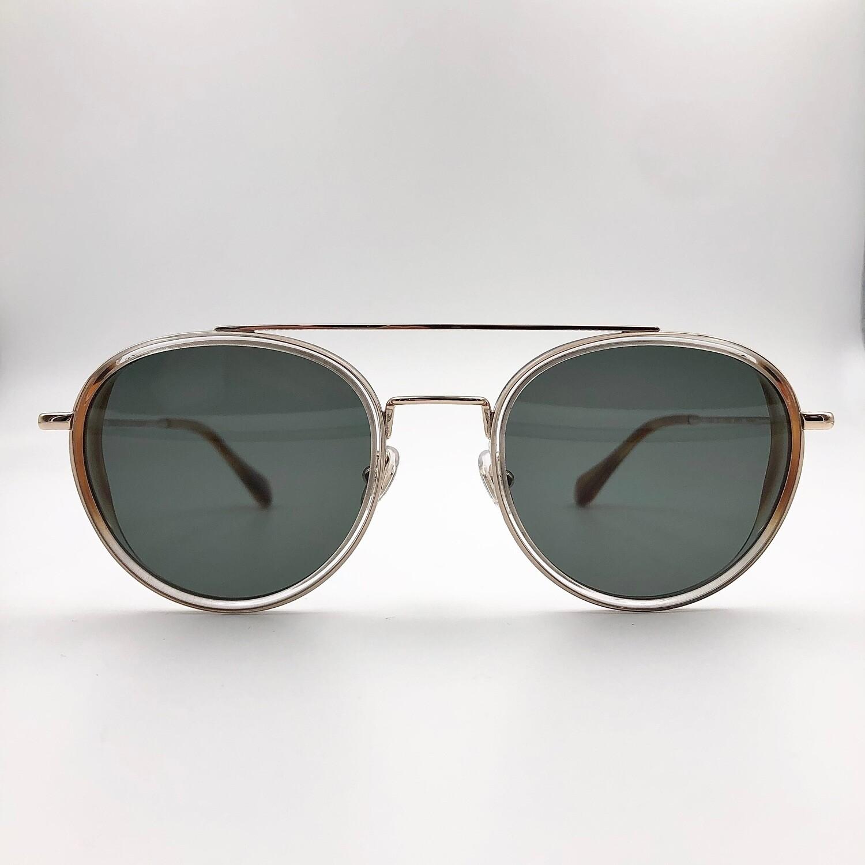 Occhiale da sole in metallo uomo Gigi Studios - Firenze