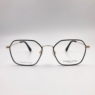 Occhiale da vista in metallo donna Charles Stone - 30069/3