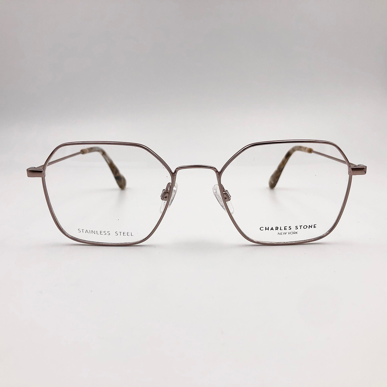 Occhiale da vista in metallo donna Charles Stone - 30069/1