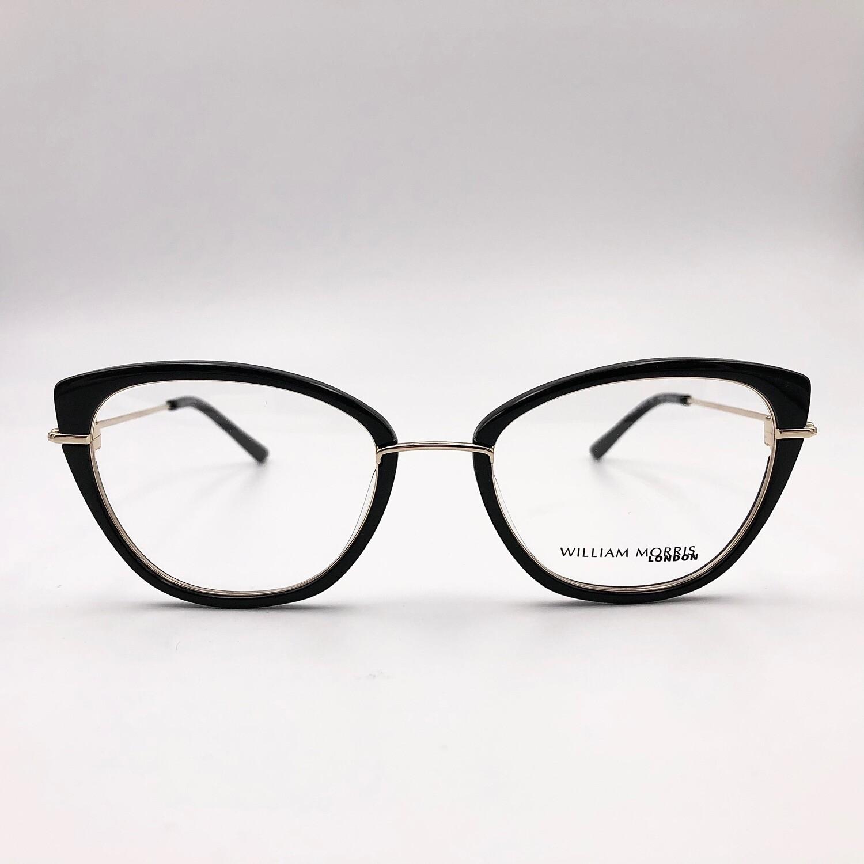Occhiale da vista in cellometallo donna William Morris - 50161